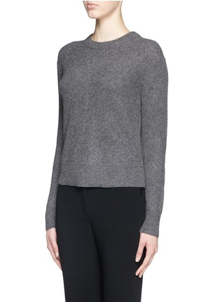 Front View - Click To Enlarge - rag & bone - 'Alexis' cashmere sweater