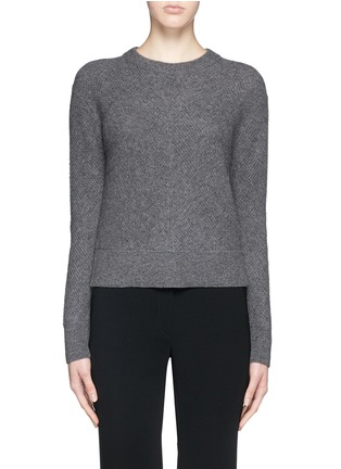Main View - Click To Enlarge - rag & bone - 'Alexis' cashmere sweater