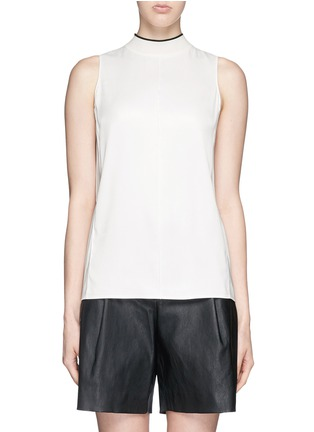 Main View - Click To Enlarge - rag & bone - 'Edie' mock neck crepe top