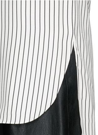 rag & bone-'Virginia' stripe silk satin shirt