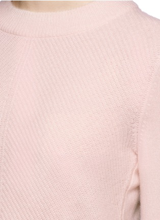 Detail View - Click To Enlarge - rag & bone - 'Alexis' cashmere sweater