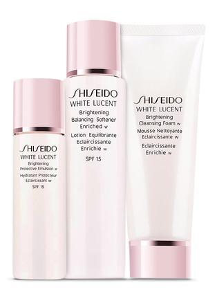 首图 -点击放大 - SHISEIDO - 新透白美肌基础护肤套装