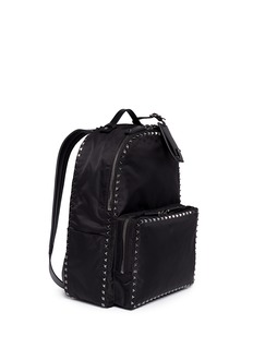 Valentino 'Rockstud' nylon backpack