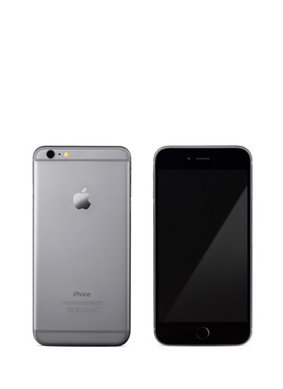 Main View - Click To Enlarge - Apple - iPhone 6s Plus 16GB - Space Gray
