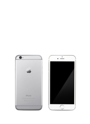 Apple - iPhone 6s 16GB - Silver
