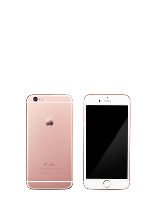 Main View - Click To Enlarge - Apple - iPhone 6s 16GB - Rose Gold