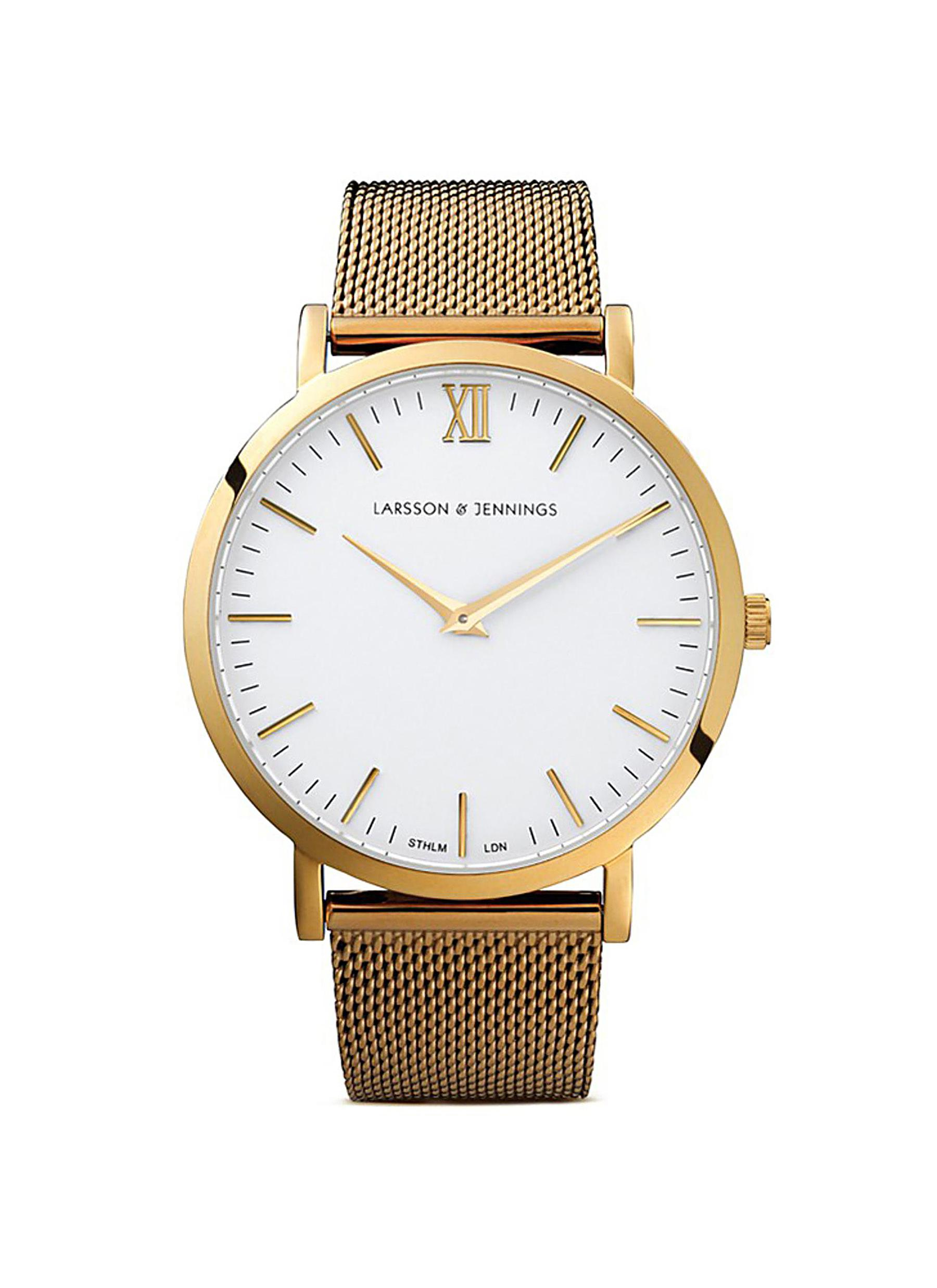Lugano 40mm watch by Larsson & Jennings