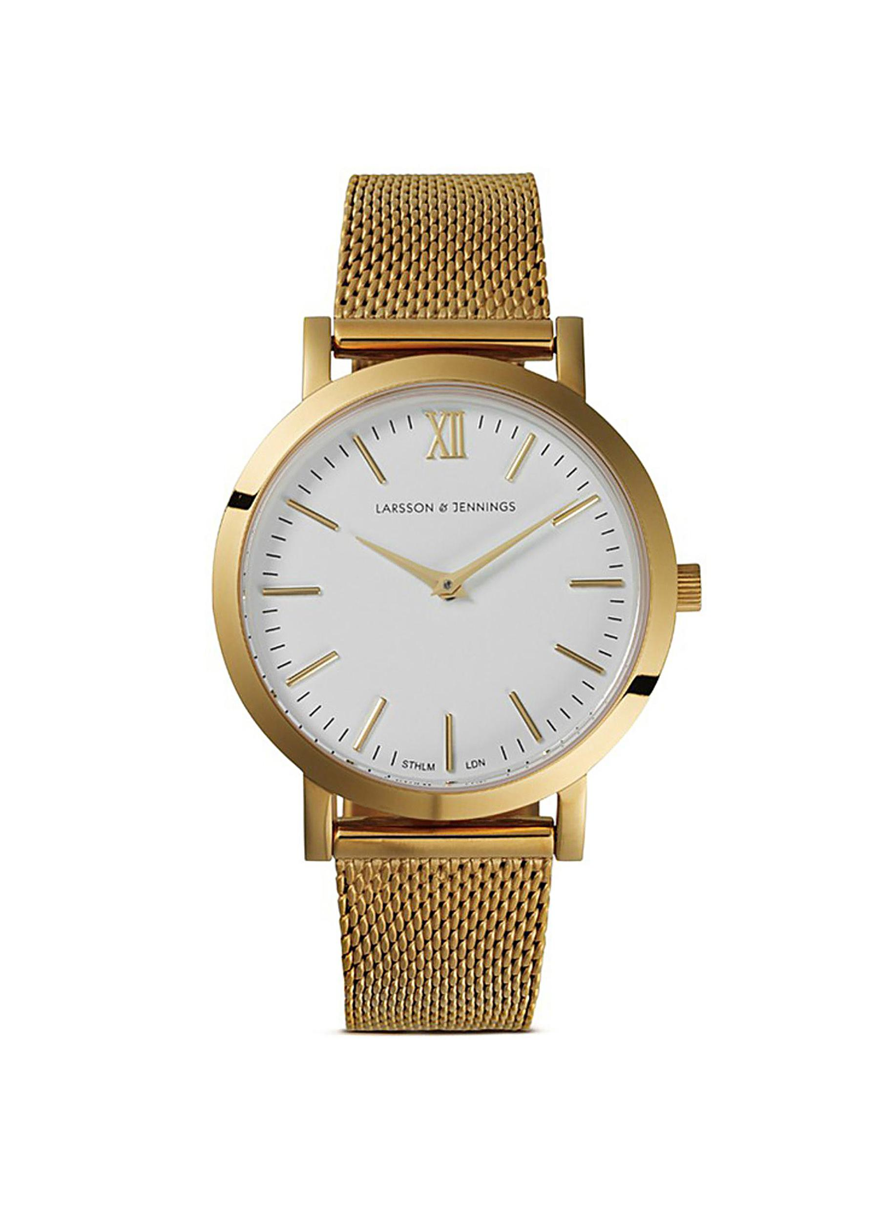 Lugano 33mm watch by Larsson & Jennings