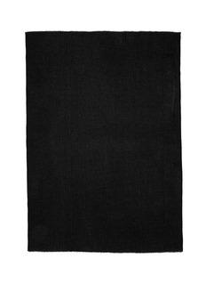 FALIERO SARTI单色莫代尔混羊绒围巾