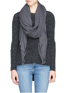 FALIERO SARTI'New Alexander' modal-cashmere blend scarf