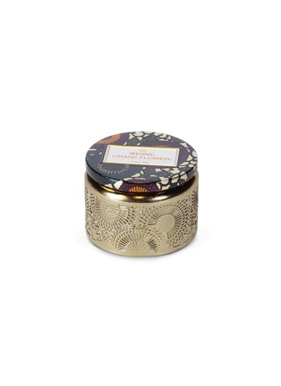 Main View - Click To Enlarge - VOLUSPA - Japonica Crane Flower petite scented candle 90g