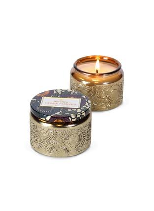 Figure View - Click To Enlarge - VOLUSPA - Japonica Crane Flower petite scented candle 90g