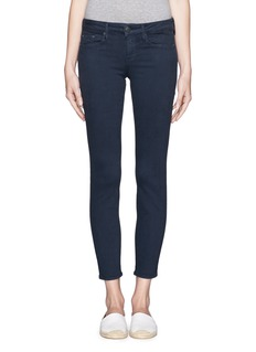 VINCE Cropped Riley denim jeggings
