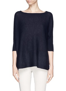 VINCEOversize cashmere sweater