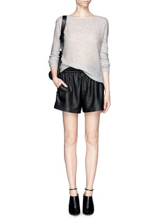 VINCERib-knit cashmere sweater