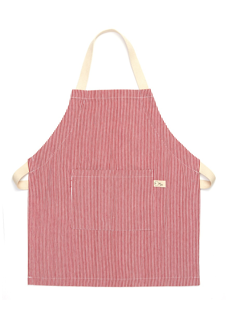 Stripe kids apron by get.give