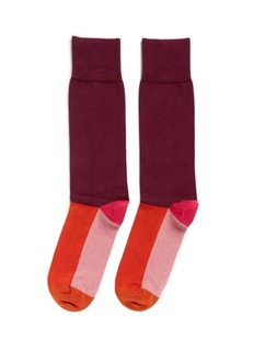 Paul SmithColourblock socks