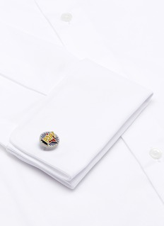 Tateossian Rotating pop art cufflinks