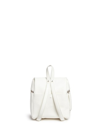 Back View - Click To Enlarge - Kara - Small leather backpack