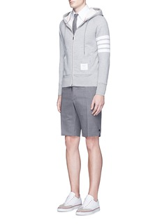 Thom Browne Super 120s wool shorts