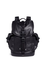 'Obsedia' leather backpack