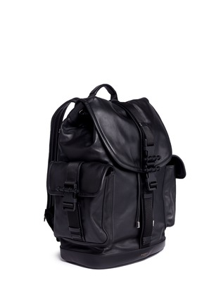 Figure View - Click To Enlarge - Givenchy - 'Obsedia' leather backpack