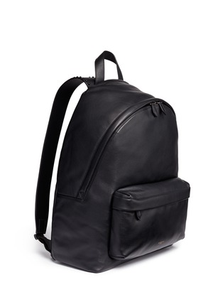 Figure View - Click To Enlarge - Givenchy - 'Ci' stud leather backpack