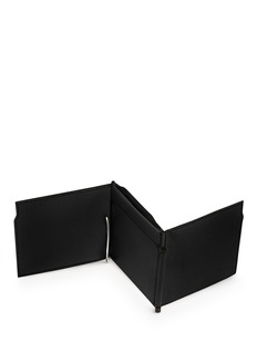 VALEXTRA 'Grip Spring' leather wallet