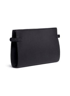 Valextra Leather travel accessories case