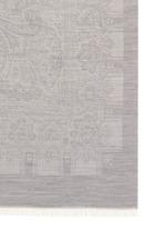 Zanzibar Ceylon wool-cashmere paisley jacquard throw