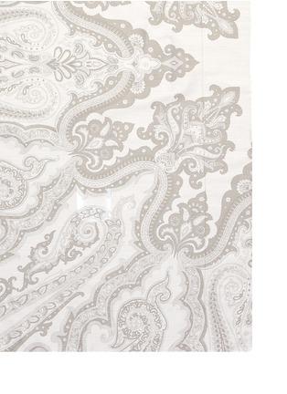 Etro-Dawsone Klondike paisley print king size duvet set