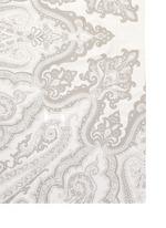 Dawsone Klondike paisley print king size duvet set