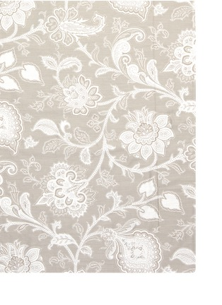 Detail View - Click To Enlarge - Etro - Dawson Mackenzie floral print king size duvet set