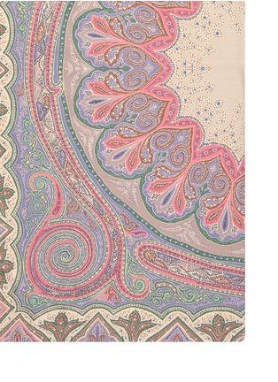 Detail View - Click To Enlarge - Etro - Chambord Fontevraud paisley print king size duvet set