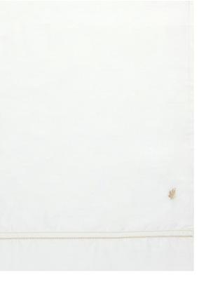 Etro-Lenzuola Dale double hem stitch king size duvet set