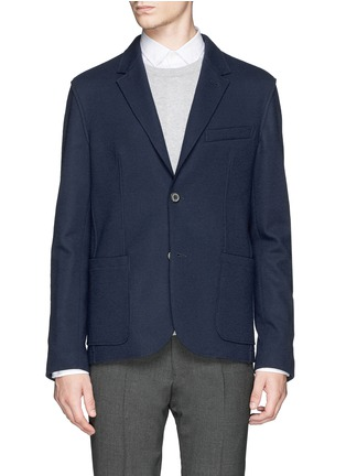 Main View - Click To Enlarge - Lanvin - Notch lapel unlined blazer