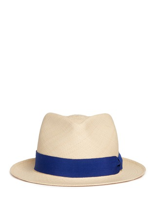 Main View - Click To Enlarge - My Bob - '24 Hours' panama hat