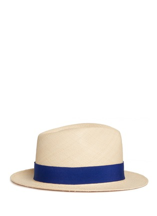 Figure View - Click To Enlarge - My Bob - '24 Hours' panama hat