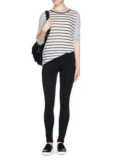 Vince 'Ponte' stretch knit skinny pants