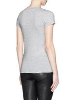 'Little Boy' Pima cotton-modal T-shirt