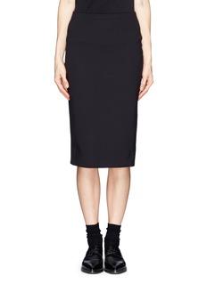 THE ROW'Caitlin' pencil skirt