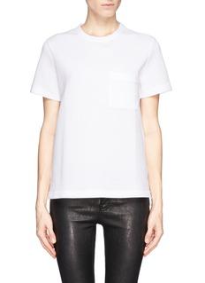 PROENZA SCHOULERJersey neoprene T-shirt