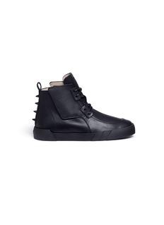 Giuseppe Zanotti Design'Foxy London' leather high top sneakers
