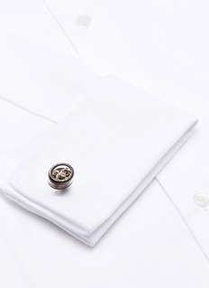 Tateossian Tourbillon mechanical cufflinks