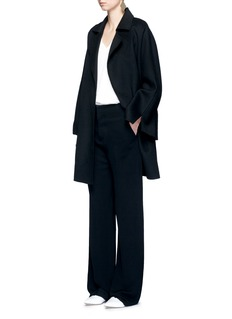 Ms MINBelted wool coat