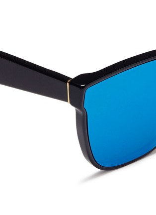 Detail View - Click To Enlarge - SUPER - 'Classic' mirror sunglasses