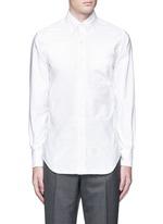 Button down cotton Oxford shirt