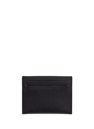 Figure View - Click To Enlarge - Givenchy - 'Monkey Brothers' faux leather cardholder