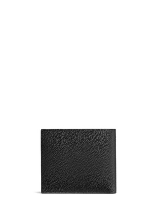 Back View - Click To Enlarge - Givenchy - 'Monkey Brothers' faux leather bifold wallet