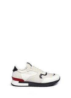 Givenchy 'Runner Active' mixed media sneakers